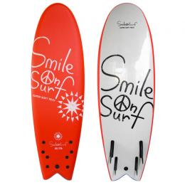 Smile on surf 176cm レッド