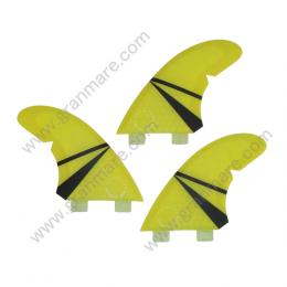 【FCS】C5 COREFLEX HIGH TECNOLOGY   TRY FIN YELLOW