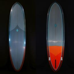 LOG JAM HANDCRAFTED CUSTOM 7'6""